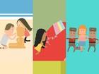 #Noveleiros! Animação traz personagens marcantes da TV