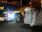 Polícia Rodoviária Federal apreende 42 kg de maconha em Bezerros, PE