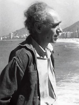 Betinho foi idealizador da Ação da Cidadania (Foto: Marcia Kranz/CPDoc JB/Divulgação)