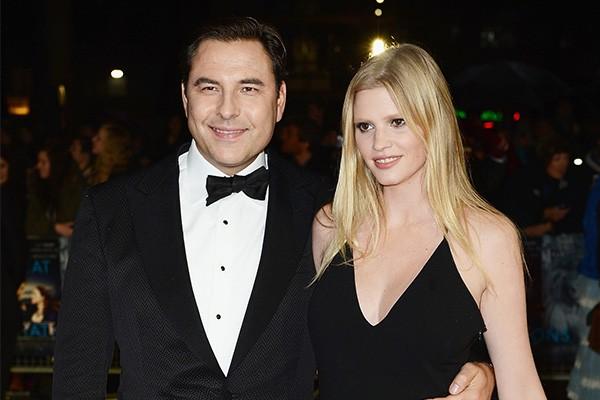 David Walliams e Lara Stone (Foto: Getty Images)