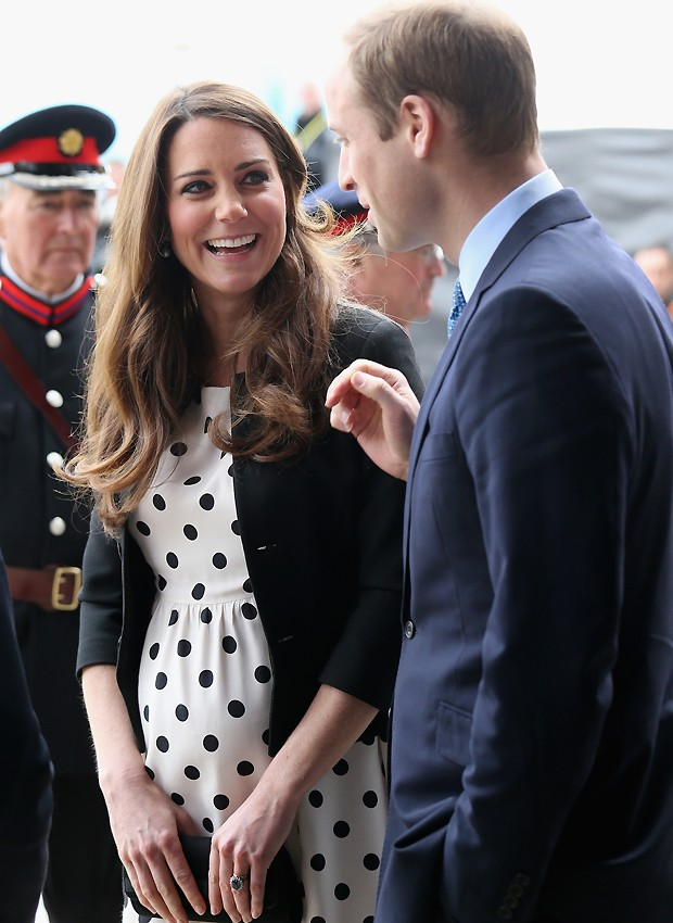 Kate e William (Foto: AP)
