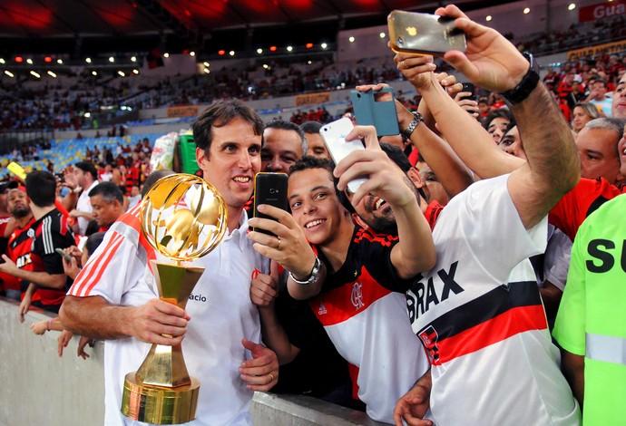 Flamengo x Atlético-MG - basquete flamengo maracanã (Foto: André Durão)