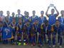 Pedro Velho fica com título da terceira edição da Taça RN Escolar de Futebol
