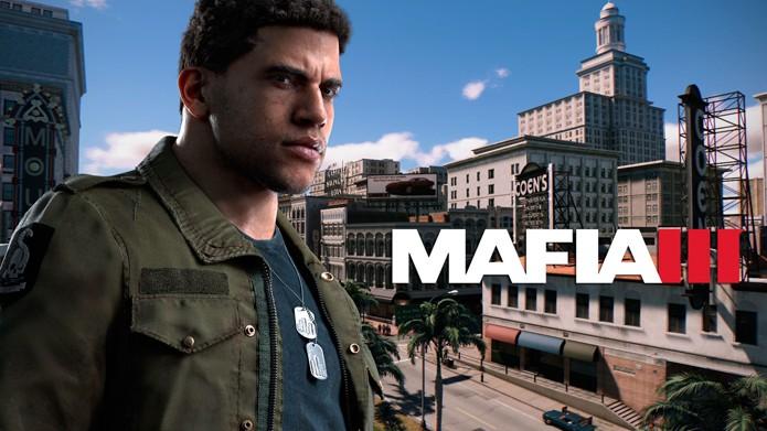 Mafia 3 leva a ação para a década de 70 (Foto: Divulgação/2K Games)