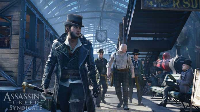 Assassins Creed Syndicate (Foto: Divulgação/Ubisoft)