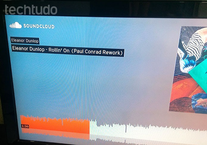 Veja como ouvir músicas do Soundcloud na sua TV com Chromecast (Foto: Paulo Alves/Techtudo)