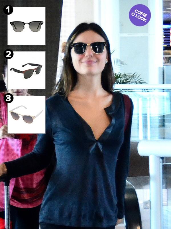 d1ab618e5d6b3 Ego - Inspire-se nos óculos escuros de 10 famosas estilosas para o ...
