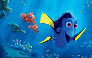 'Procurando Dory' vai alagar as salas de cinema