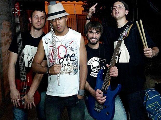 Banda Som Imortal se apresenta em Marília (Foto: Divulgação)