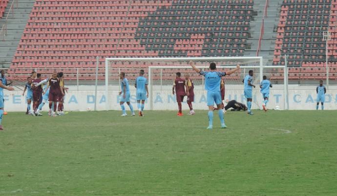 Ituano, Mogi Mirim, amistoso, Novelli Jr., estádio (Foto: Guilherme Giavoni)