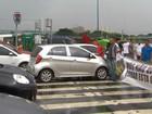 Grupos bloqueiam rodovias da Bahia em atos contra PEC que limita gastos