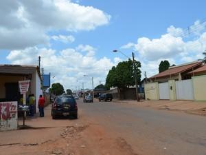 Crime ocorreu em uma residência no bairro Buritis, zona Oeste de Boa Vista  (Foto: Adonai Mendes/Divulgação)