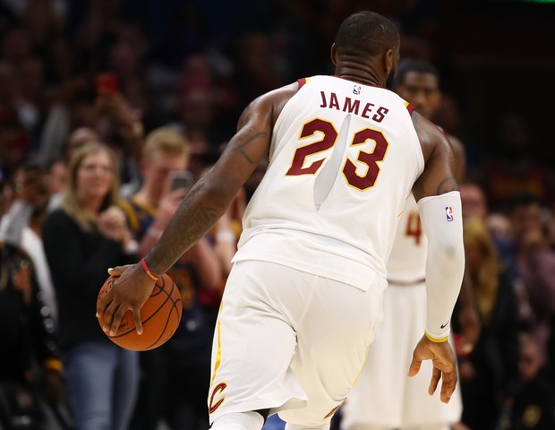 Lebron James  (Foto: getty images)