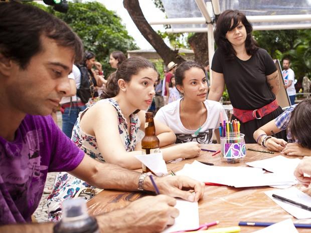 coletivo visio (Foto: Divulgação)