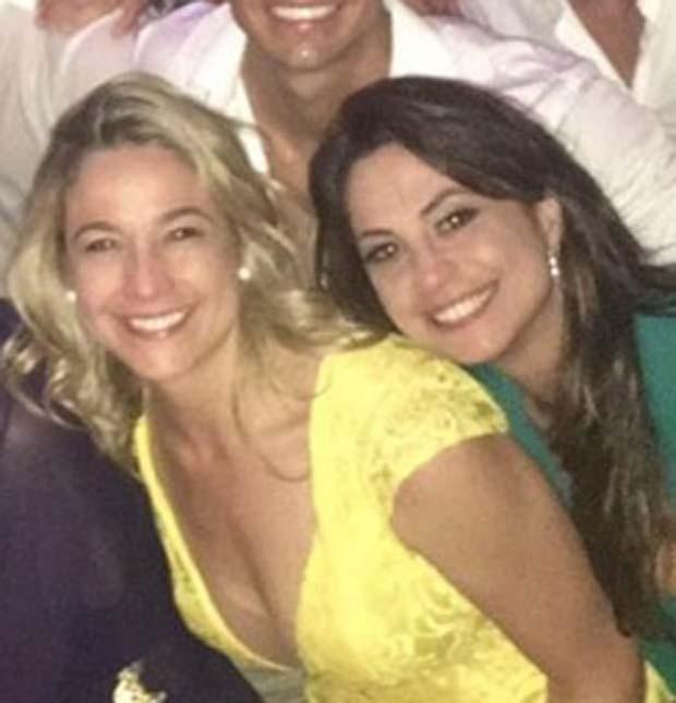 Fernanda e Priscila (Foto: Instagram / Reprodução)