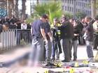 Dois palestinos esfaqueiam três israelenses em Jerusalém