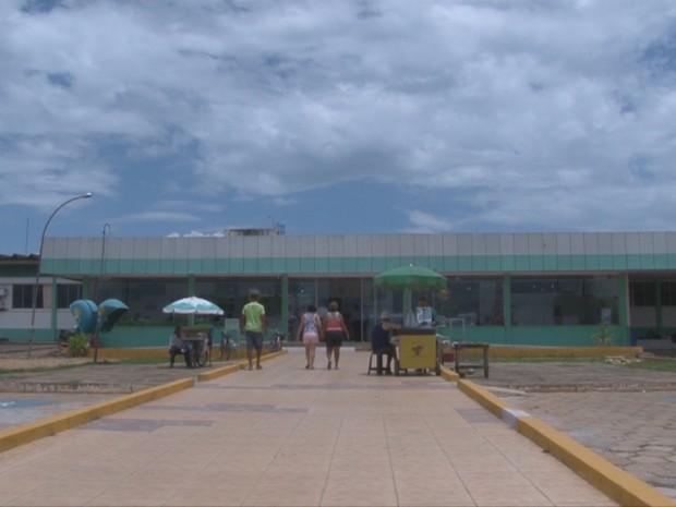Hospital Regional de Vilhena (Foto: Reprodução/TV Vilhena)