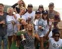 Slater elogia Carissa pela vitória no Havaí e Gilmore pelo 6º título mundial