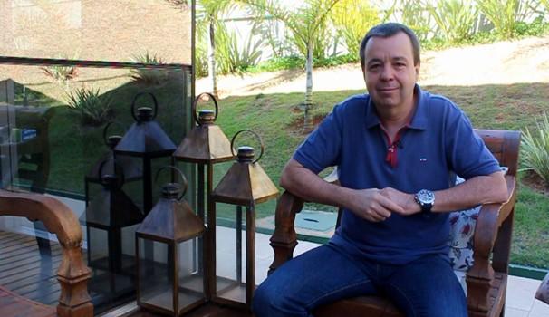 O mundial de 1994 é a Copa inesquecível do jornalista Osvaldo Luís da EPTV (Foto: Bruno Teixeira)