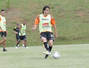 Matheus Ferraz, zagueiro do Criciúma (Foto: Fernando Ribeiro / Criciúma EC)