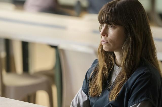 Jessica Biel é Cora ne série 'The sinner' (Foto: Divulgação)