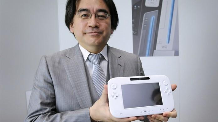 Satoru Iwata teve dificuldade ao apresentar o Nintendo Wii U devido a sua semelhança com o Wii (Foto: Reprodução/Nintendo Enthusiast)