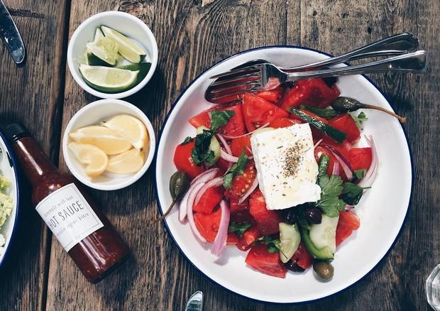 Saladinha by Hannah Bronfman (Foto: Instagram/Reprodução)