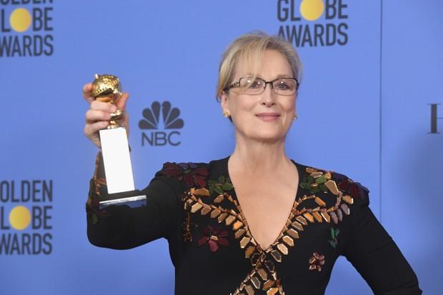 Meryl Streep (Foto: AFP)