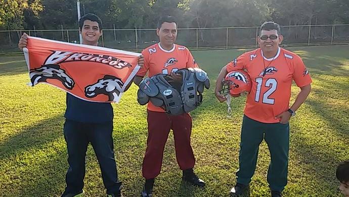 Manaus Broncos e CEPE fecham parceria no futebol americano (Foto: Reprodução/Facebook)