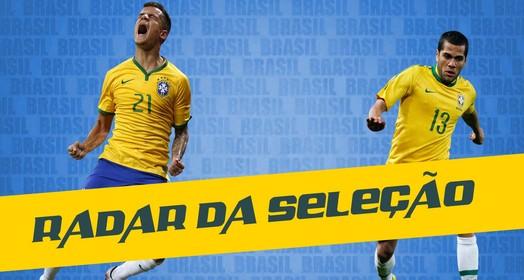 Radar da Seleção  (GloboEsporte.com)
