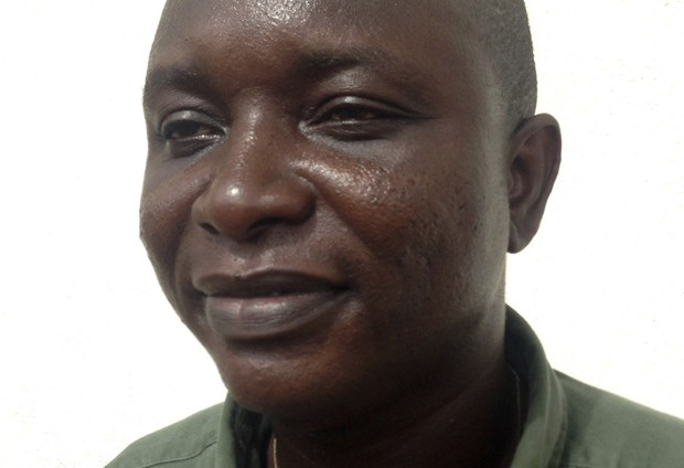 Médico Sheik Umar Khan, especialista em ebola, morre nesta terça-feira após ser infectado por ebola (Foto: Reuters/Umaru Fofana)