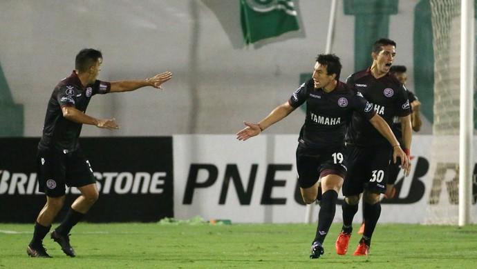 Chapecoense x Lanus Libertadores (Foto: Reuters)