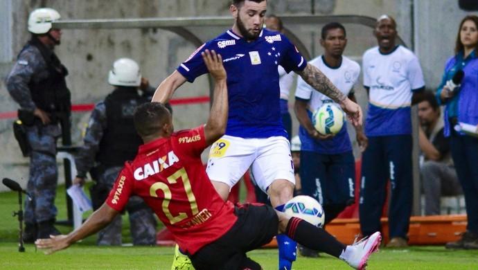 Cruzeiro tenta se recuperar na competição (Foto: Globo Esporte/Divulgação)