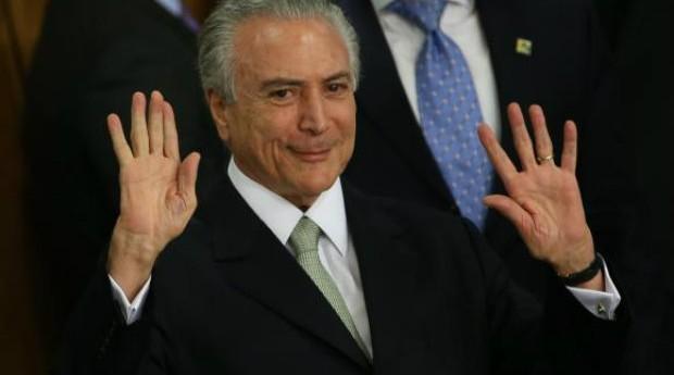 Michel Temer, (Foto: Reprodução/Agência Brasil)