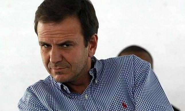 Eduardo Paes, prefeito do Rio de Janeiro