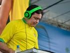 Em Manaus, DJ Marlboro elege funk 'País do Futebol' como hit da Copa