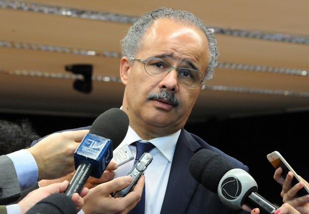O deputado federal vicente Cândido (PT-SP) é o relator da reforma política (Foto: Luis Macedo/Câmara dos Deputados)
