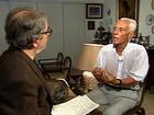 Veja vídeos da carreira do jornalista Geneton Moraes Neto