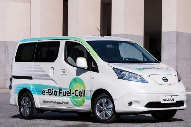 Nissan testa veículo elétrico movido a célula de combustível de bioetanol no Brasil (Foto: Divulgação)