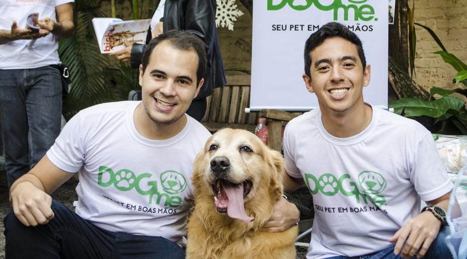 Gustavo Dal Pian e Guilherme Martinez, fundadores da Dogme (Foto: Divulgação)