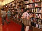 Biblioteca reúne obras de personalidades, na Rio+20