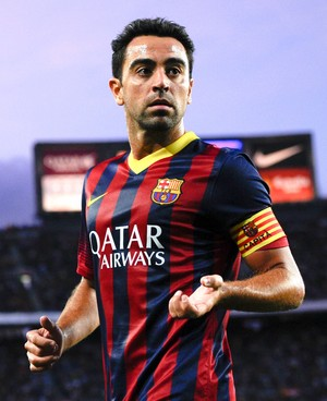 Xavi Barcelona (Foto: Getty Images)