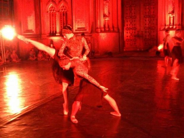 Abertura do festival de dança será na próxima quinta-feira (17), às 18h (Foto: Divulgação)