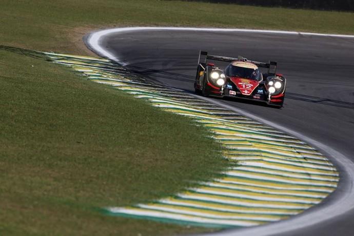 Protótipo do Mundial de Endurance guiado por Nicolas Prost nas 6 Horas de São Paulo (Foto: Divulgação Rebellion Racing)