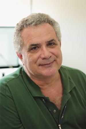 Eduardo Assad é pesquisador da Empresa Brasileira de Pesquisa Agropecuária (Embrapa) (Foto: Neide Makiko Furukawa)