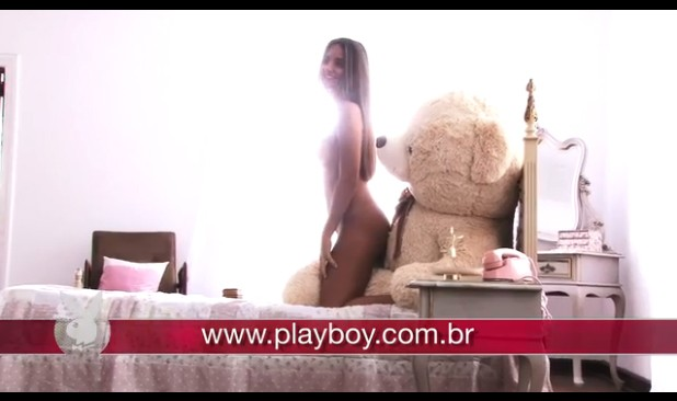 Catarina Migliorini na PLAYBOY (Foto: Playboy/Divulgação)