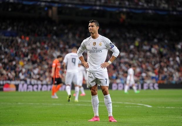 O Real Madrid, time do craque Cristiano Ronaldo, perdeu o posto de time mais rico do mundo (Foto: Denis Doyle/Getty Images)
