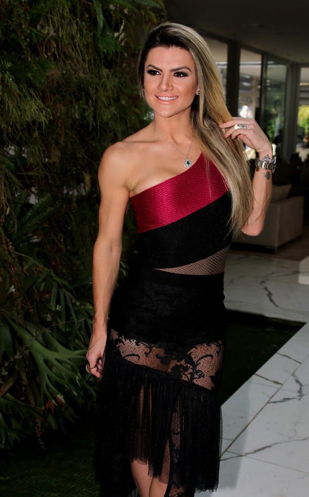 Mirella Santos (Foto: Thiago Duran/AgNews)
