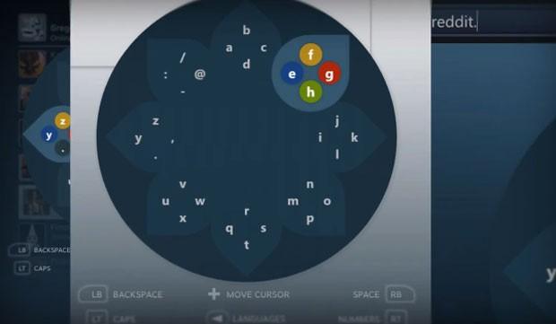 Valve lança interface do Steam para jogar games de PC na TV Sem-titulo-2_1