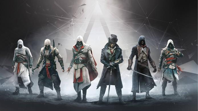 Saga Assassins Creed com desconto na PSN (Foto: Divulgação/Ubisoft)